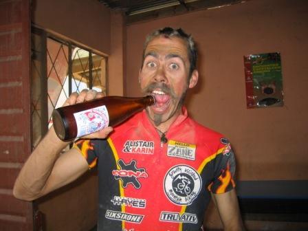 thirsty zane bolivia