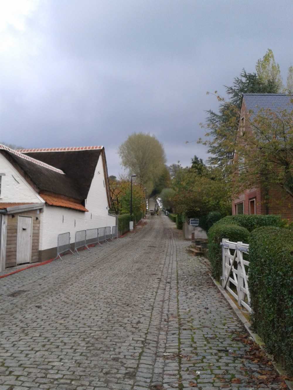 Koppenberg_pre-climb